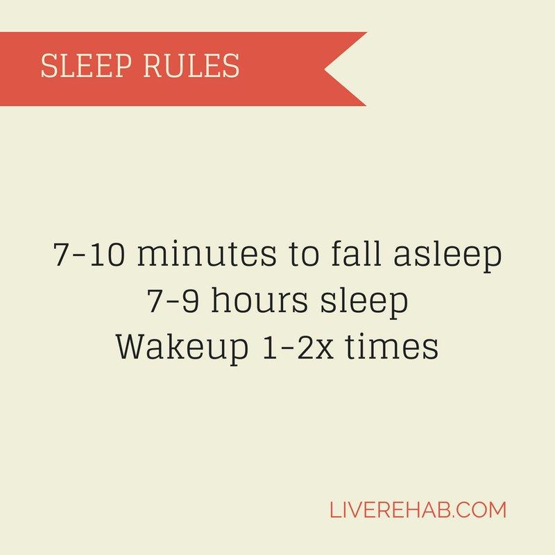 Sleep Addiction Recovery